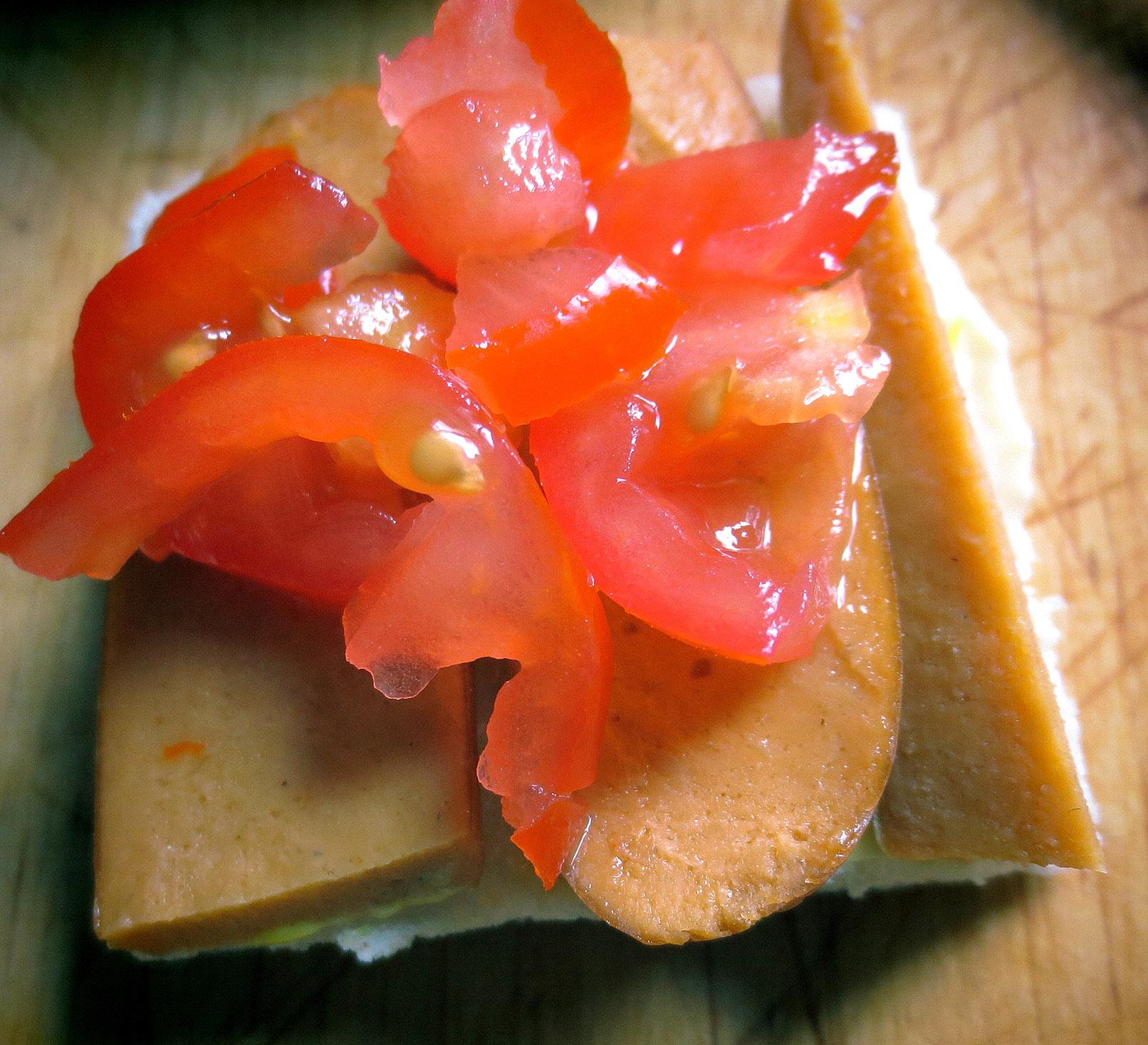 """Sandwich """"Albert"""" Végé3"""