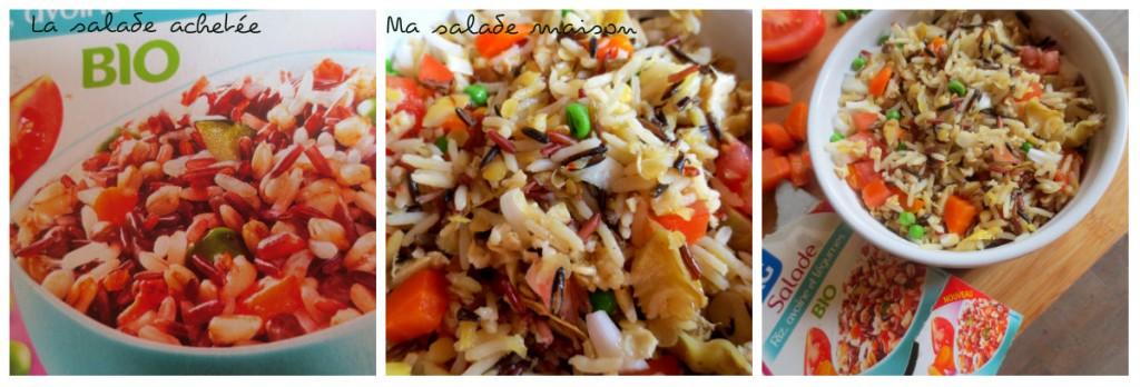 collage ma salade