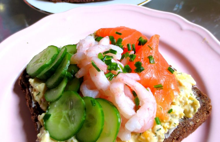 El smorrebrod almuerzo nacional de dinamarca je for Nombres de platos franceses