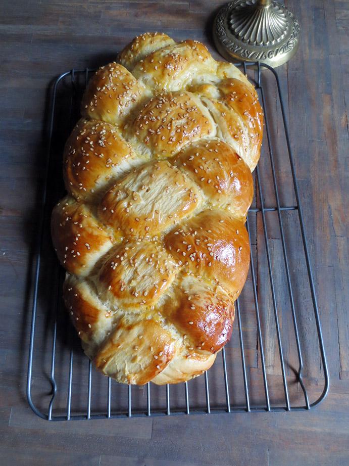 Hale pain du shabat je cuisine donc je suis - Cuisine juive sefarade ...