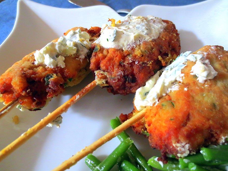 Keftas boulettes de poisson tunisiennes je cuisine - Cuisine tunisienne poisson ...