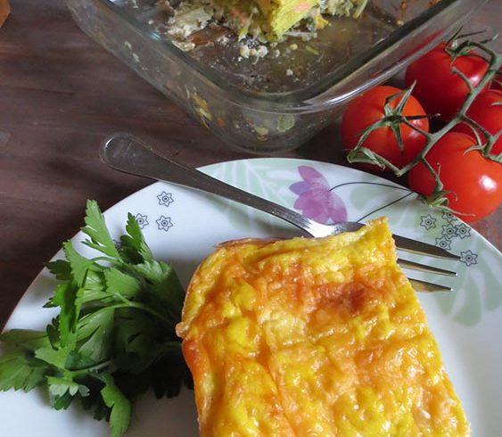Gratin Breton Poireaux Fruits De Mer Je Cuisine Donc Je Suis